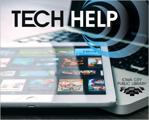 ICPL Tech Help