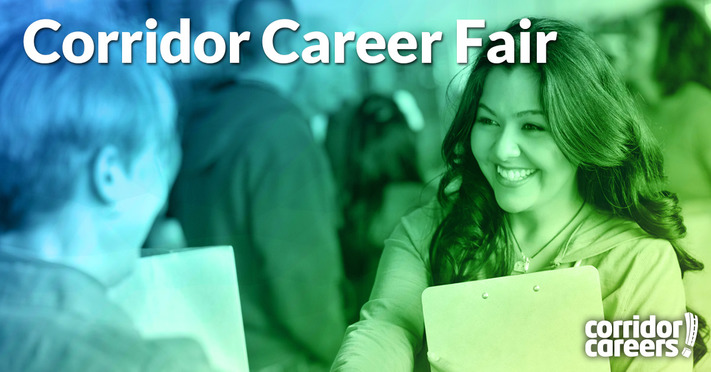 Virtual Event! Corridor Career Fair