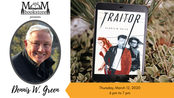 Author Event: Dennis W. Green