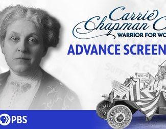 Search carrie chapman catt film screening