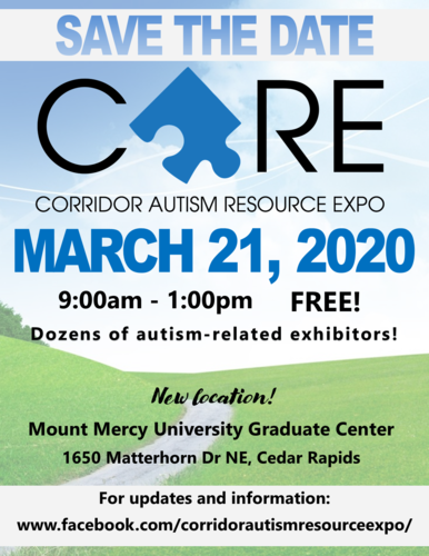 Corridor Autism Resource Expo (CARE)