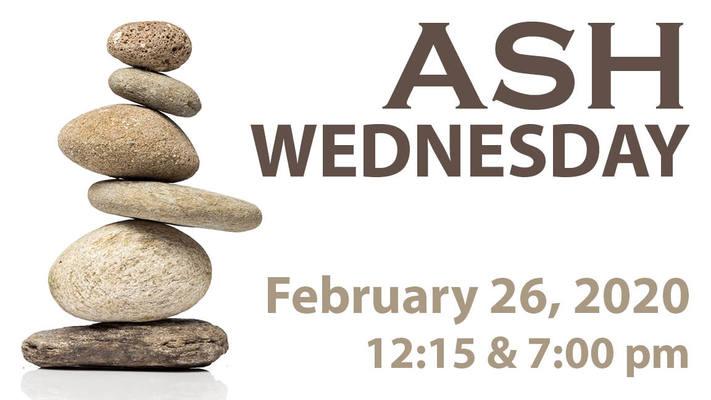 Ash Wednesday - St. Paul's UMC, Cedar Rapids