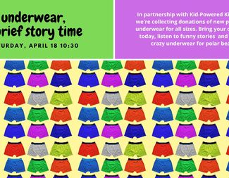 Search underwear  a brief story time