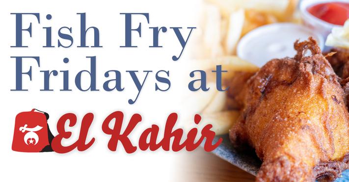 Fish Fry Fridays!