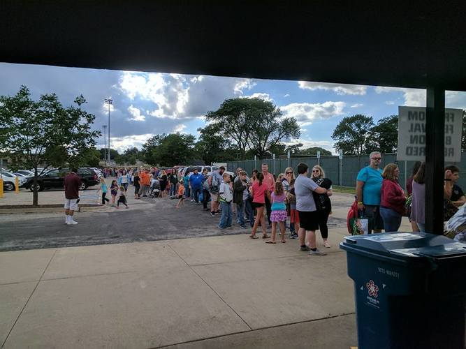 CANCELLED - Movie Night at the Ballpark