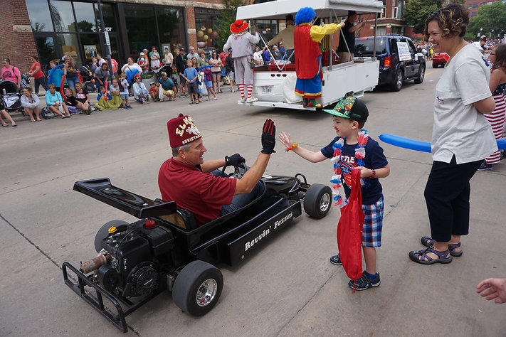 CANCELLED - Freedom Festival Parade
