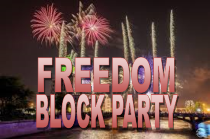 CANCELLED - Freedom Festival Block Party