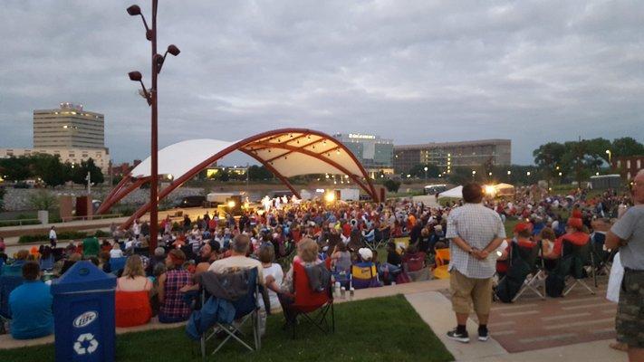 4th of July Concert @ The McGrath Amphitheatre