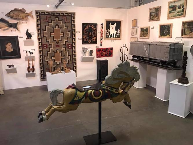 Midwest Antique & Art Show/Collector's Eye Show