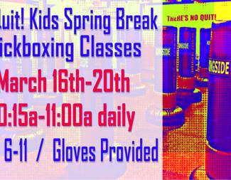 Search spring break kids classes