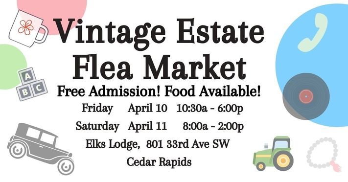 Vintage Estate Flea Market