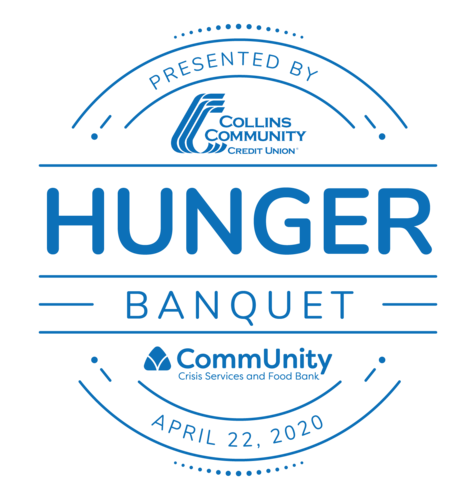 4th Annual Hunger Banquet for CommUnity