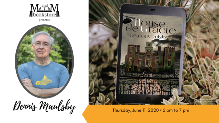 Author Event: Dennis Maulsby