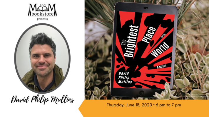 Author Event: David Philip Mullins