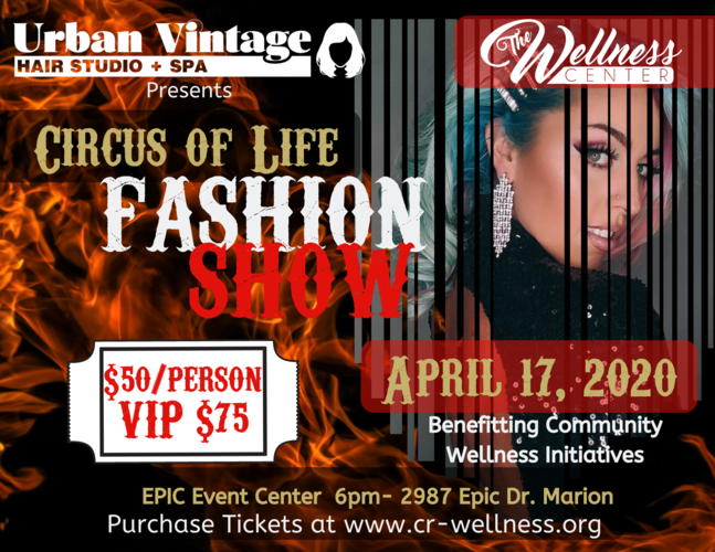 Circus of Life Concert and Fashion Show