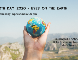 Search earth day 2020 eyes on the earth