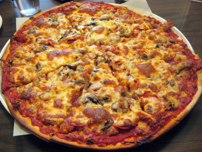 Pizza's 4 Prairie @ Pagliai's