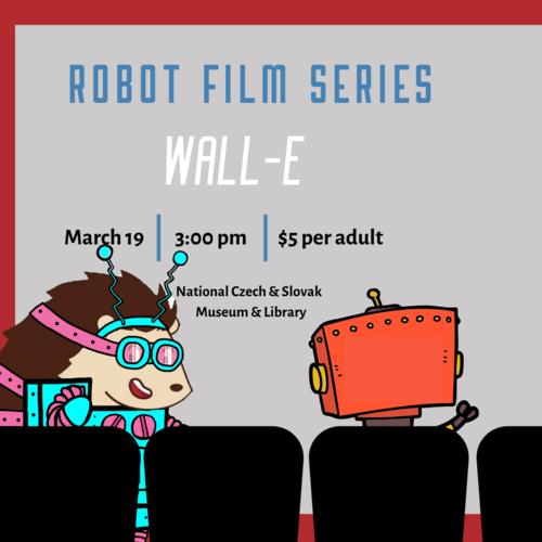 Robot Film Series: I, Robot