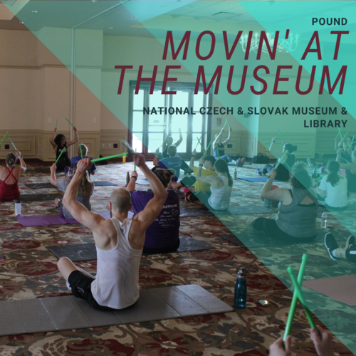 Movin' at the Museum: April