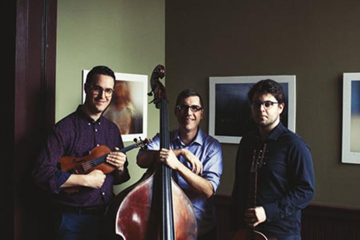 POSTPONED: Jason Anick Acoustic Trio Sponsored by KCCK 88.3 FM