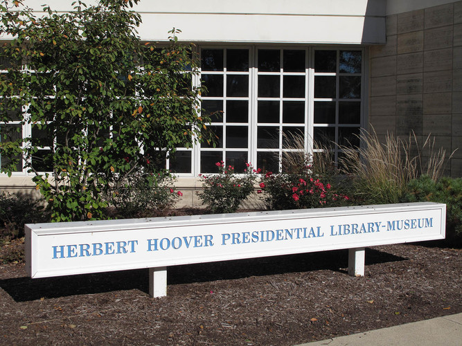 Herbert Hoover Presidential Museum and Library