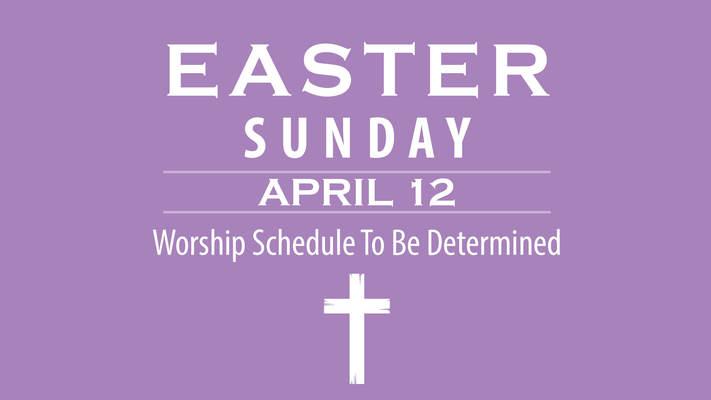 Easter - St. Paul's UMC