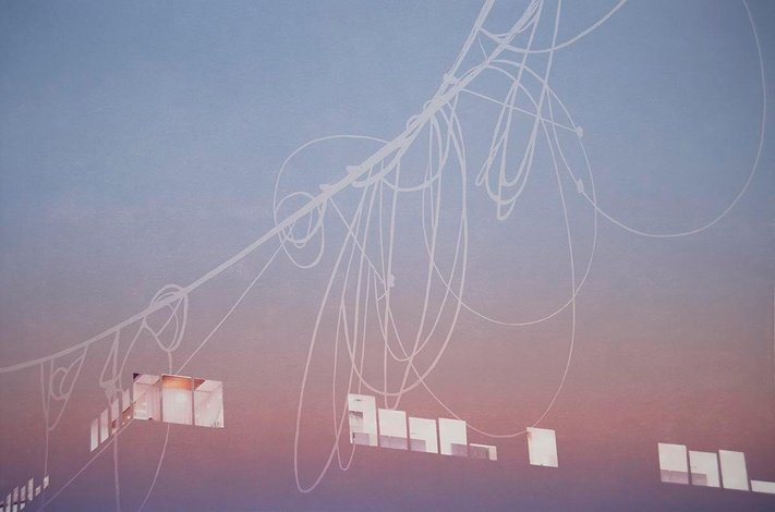 On View Gallery Presents : Louise Fisher's Online Exhibition : Lucid