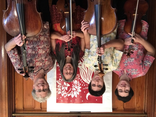 Red Cedar Chamber Music: Swiss Family Bostian