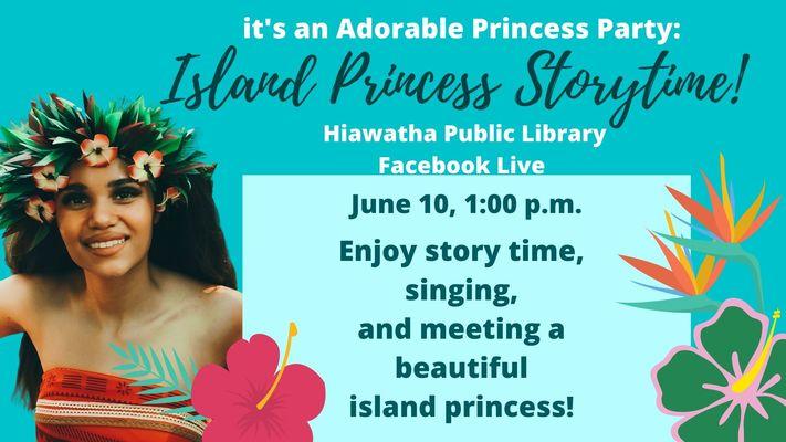 Island Princess Storytime