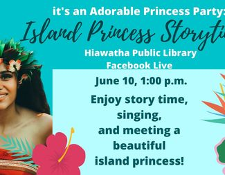 Search adorable island princess parties