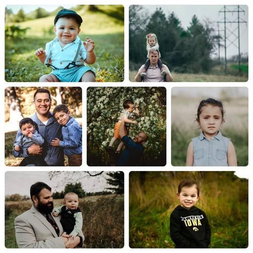 Father's Mini Portrait Sessions