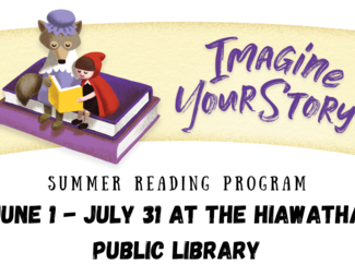 Search summer reading program poster  3