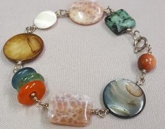 Search jazzy linked bracelet beadology iowa