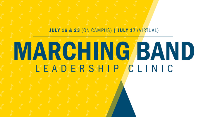 Marching Band Leadership Clinic