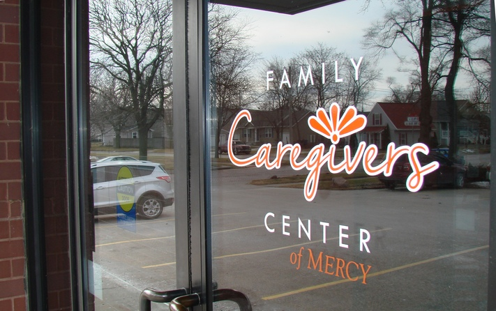 Caregivers Call in Support Group