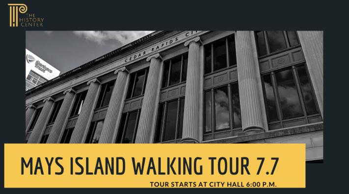 Walking Tour - Mays Island