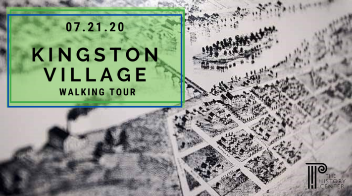 Walking Tour - Kingston Village