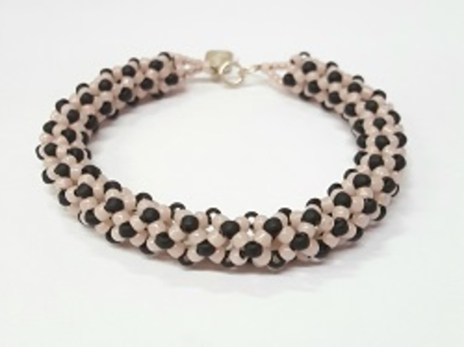 Chenille Beaded Bracelet through Kirkwood