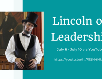 Search lincoln on leadership