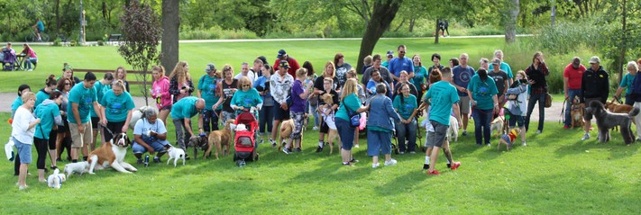 Dogs4Dystonia--Hope on a Leash Dog Walk