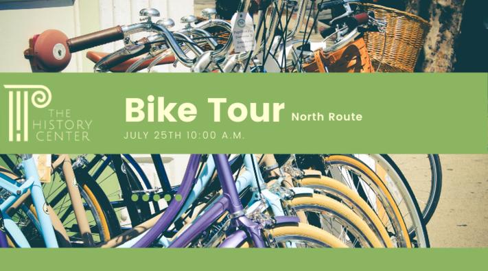 Bike Tour - North Route