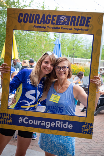 Courage Ride **Virtual Ride & Fundraiser in 2020""