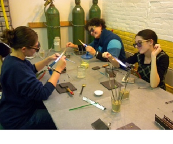 Open Lab at Beadology Iowa