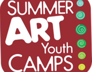 Search summer youth art camps logo
