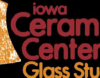Search iowa ceramics center logo