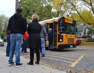 Search schoolbus