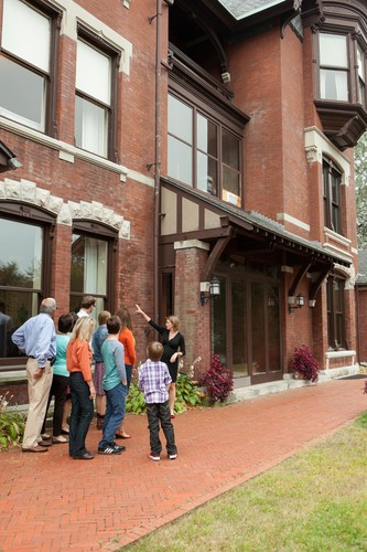 Personalized Tours of the Brucemore Estate (A 2020 special!)