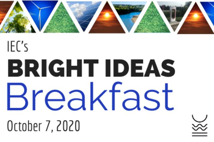 IEC's Bright Ideas Breakfast