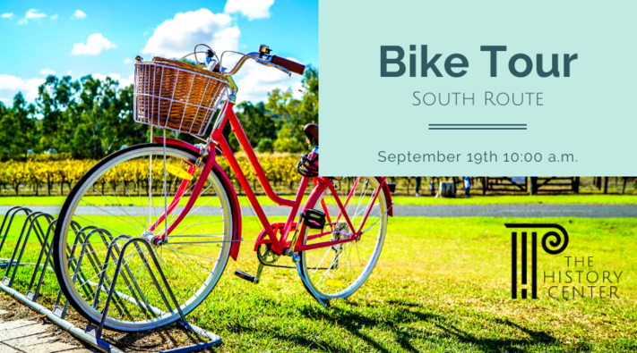 Bike Tour - South Route