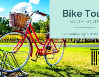 Search bike tour 9.19